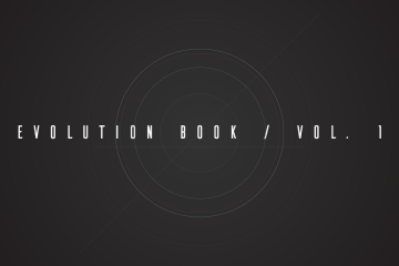 Evolution Book Vol 1 Teaser